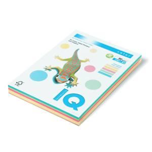 Бумага IQ Color Pale А4 80g/m2 500л Pink PI25 083741